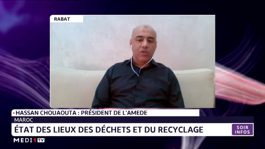 Maroc: état des lieux des déchets et du recyclage avec Hassan Chouaouta
