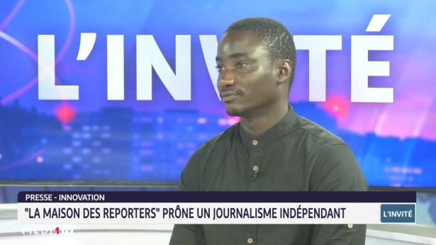 """La """"Maison des reporters"""" prône un journalisme indépendant"""