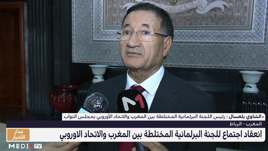 """بلعسال : """"الخلاف بين المغرب وإسبانيا ثنائي ولا نريد إضفاء بعد أوروبي عليه"""""""