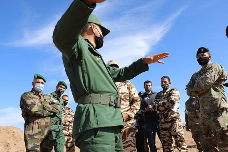 """Lancement de l'exercice """"African Lion 21"""" au Maroc, en Tunisie et au Sénégal"""