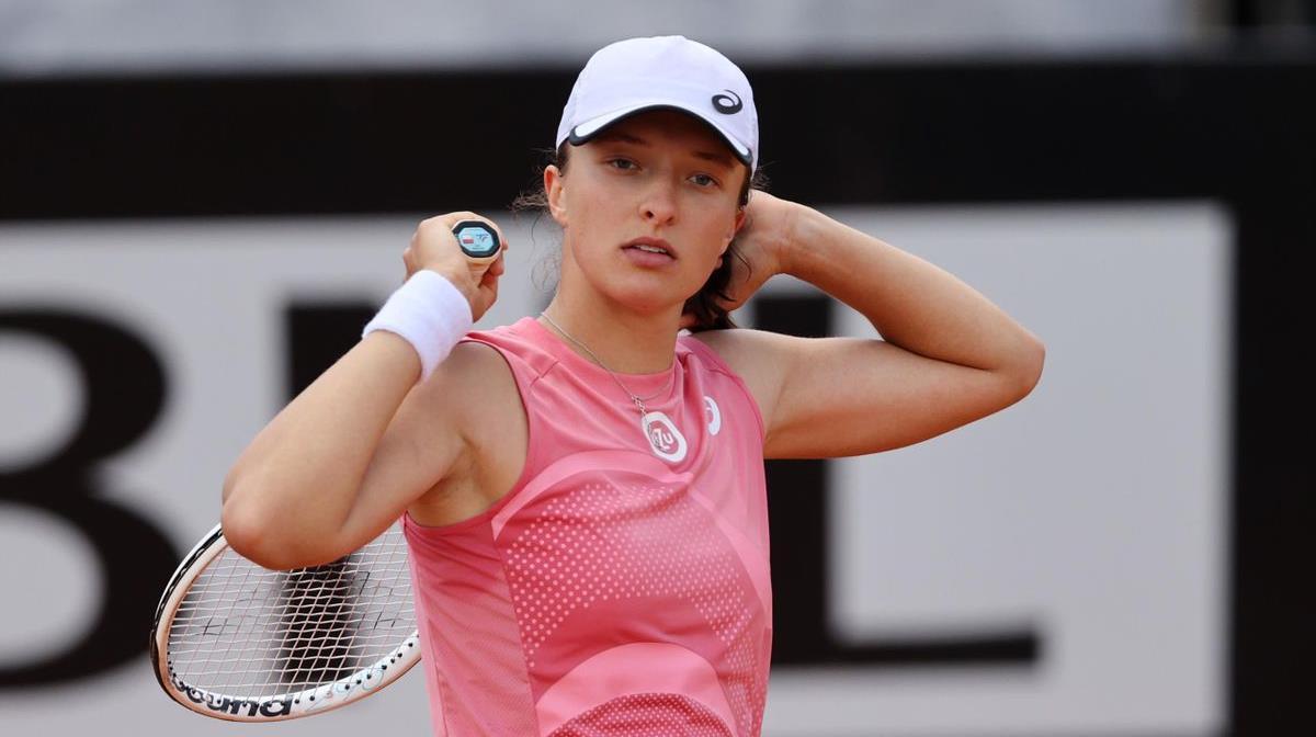 Roland-Garros: la Polonaise Swiatek en quarts de finale