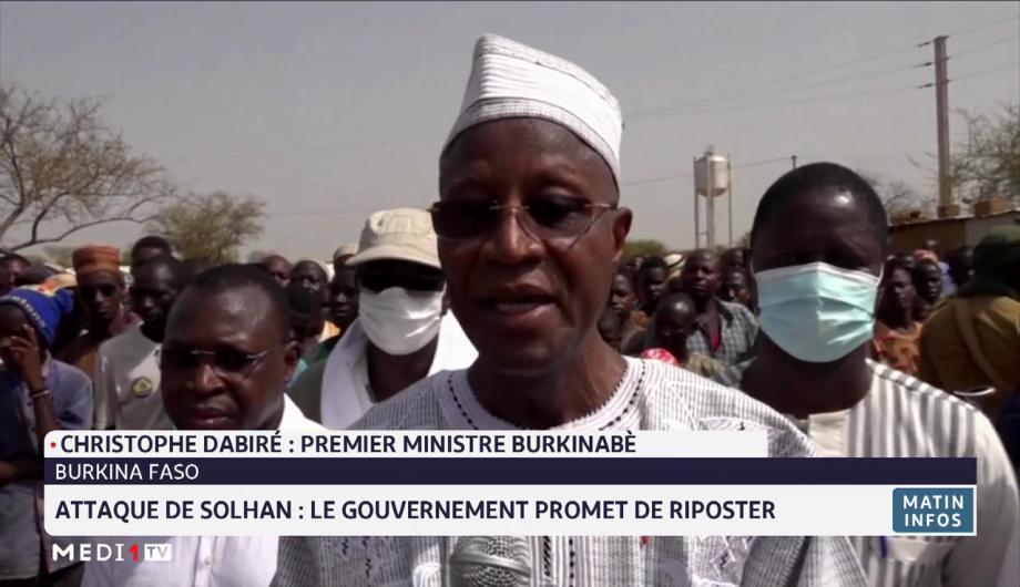 Attaque de Solhan au Burkina: le gouvernement promet de riposter