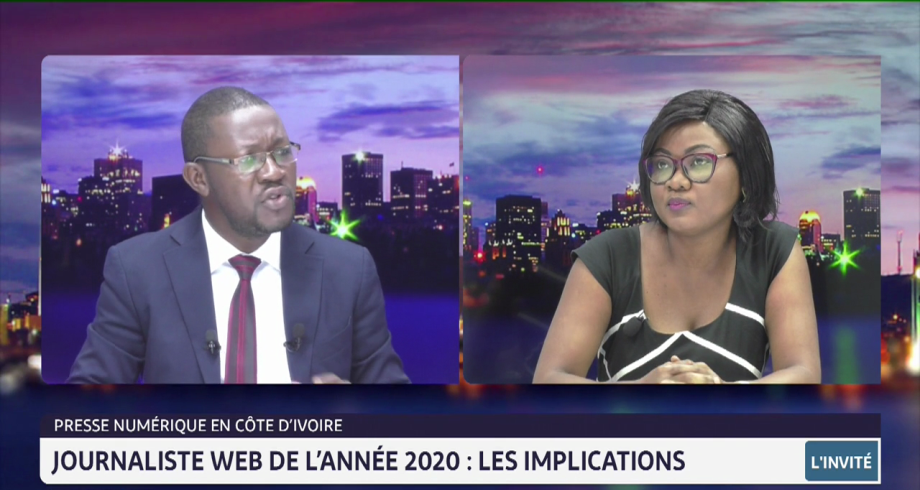 Côte d'Ivoire: journaliste web de l'année, les implications