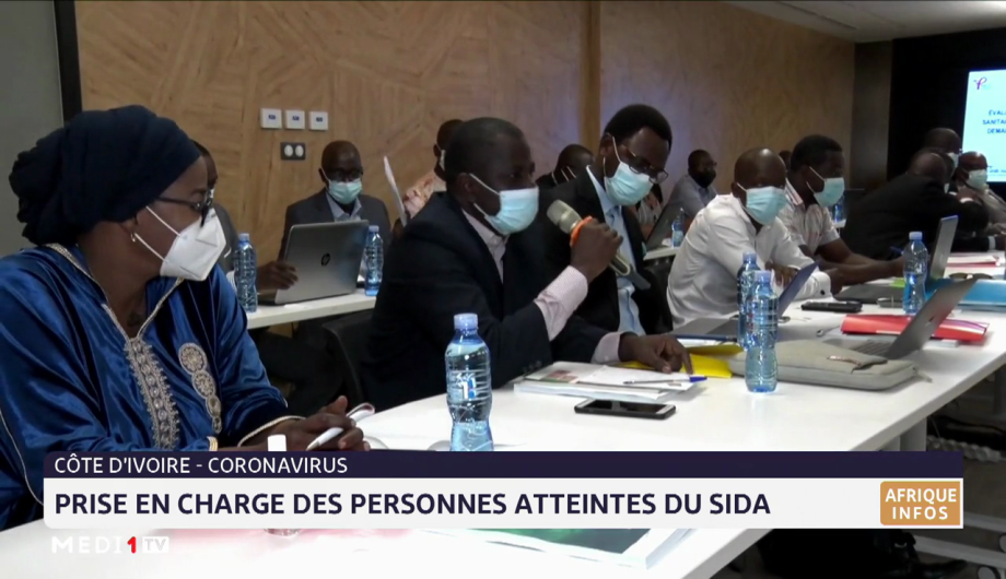 Côte d'Ivoire: prise en charge des personnes atteintes du SIDA