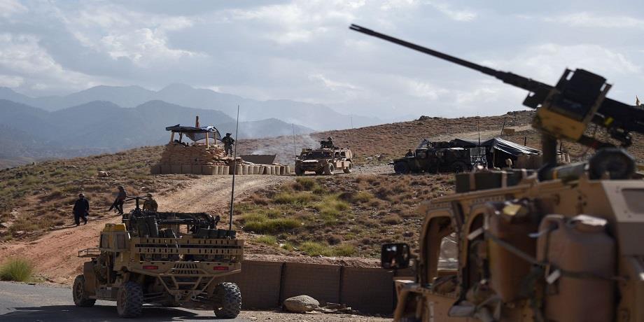 Afghanistan: Le retrait des forces américaines complété à 50% (Pentagone)