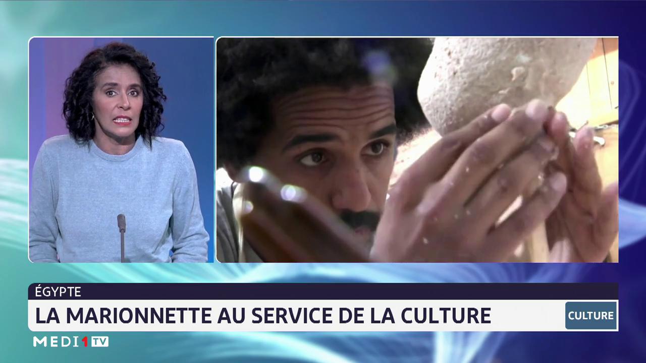 Egypte: la marionnette au service de la culture
