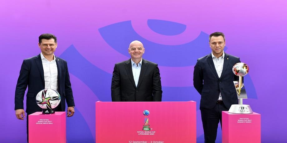 Mondial de futsal: l'assistance vidéo sera appliquée pour la première fois (FIFA)