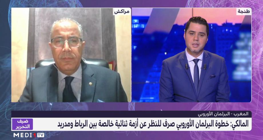 محمد نشطاوي: الاتحاد الأوروبي يعرف أهمية المغرب وعلى إسبانيا إعادة حساباتها