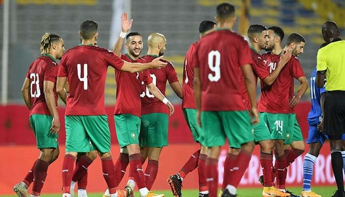 Amical : le Maroc bat le Ghana (1-0)