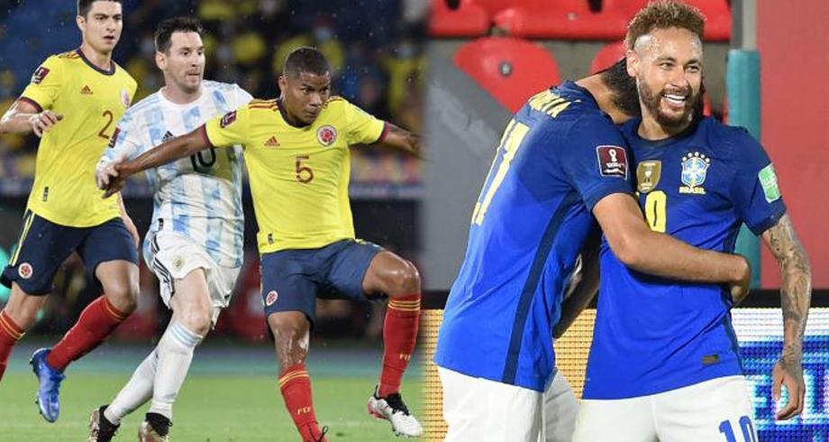 تصفيات مونديال 2022: البرازيل تحلق بفوز سادس تواليا والأرجنتين تتعثر