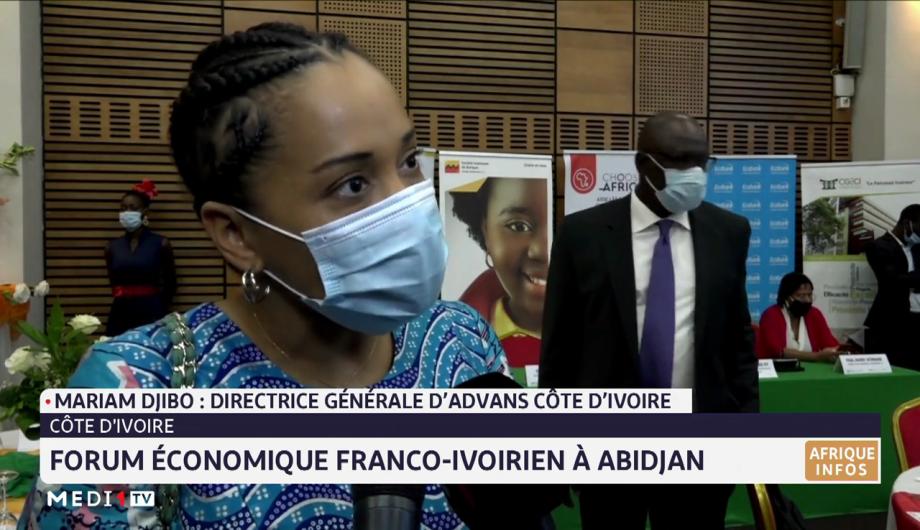 Forum économique Franco-ivoirien à Abidjan