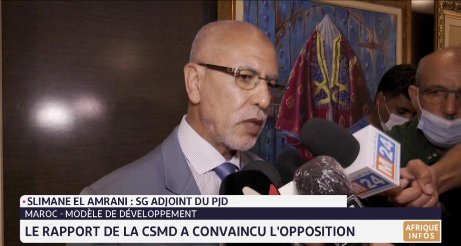 Maroc: Le rapport de la CSMD  a convaincu l'opposition