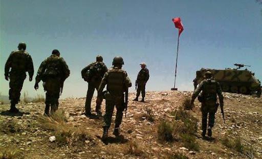Explosion d'une mine dans le centre de la Tunisie: un soldat blessé
