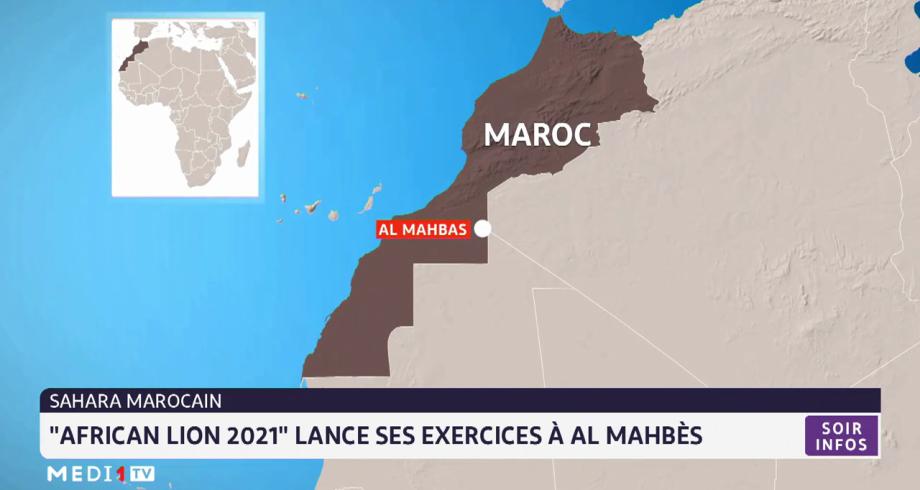 """""""African Lion 2021"""" lance ses exercices à Al Mahbes"""