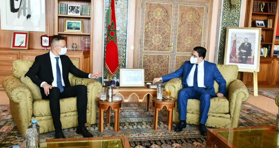 """بوريطة: هنغاريا تبنت دائما مواقف """"واضحة"""" و""""بناءة"""" بشأن قضية الصحراء المغربية"""