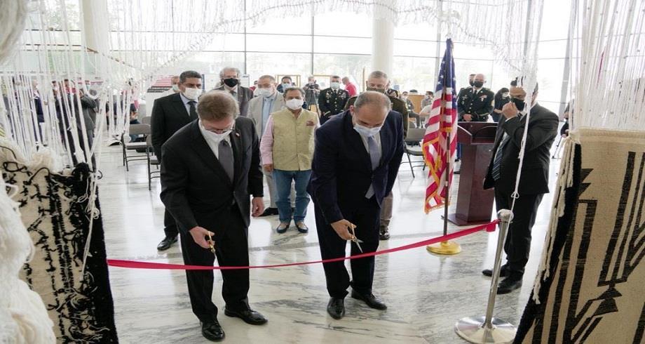 Exposition à Rabat sur la Légation américaine de Tanger