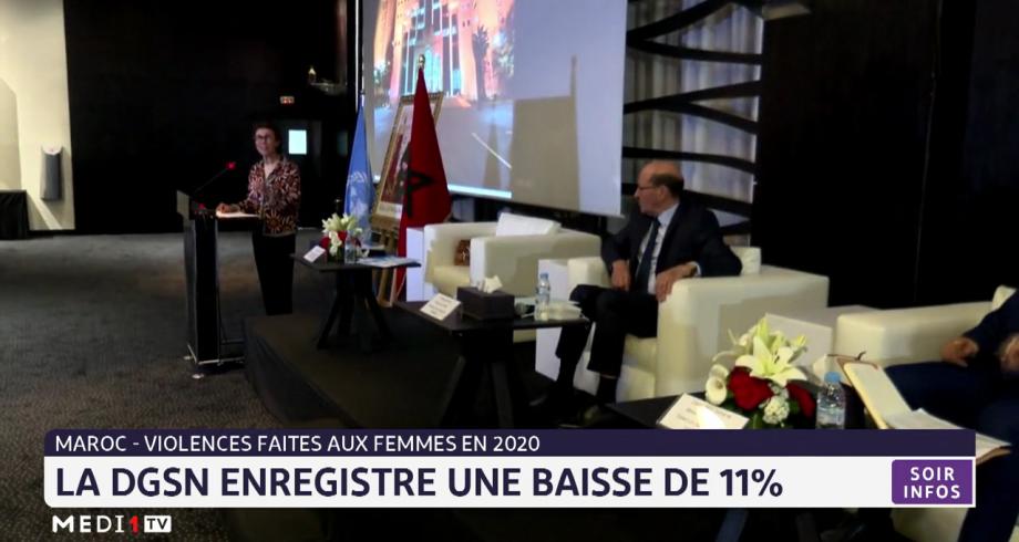 Violences faites aux femmes en 2020: la DGSN enregistre une baisse de 11%