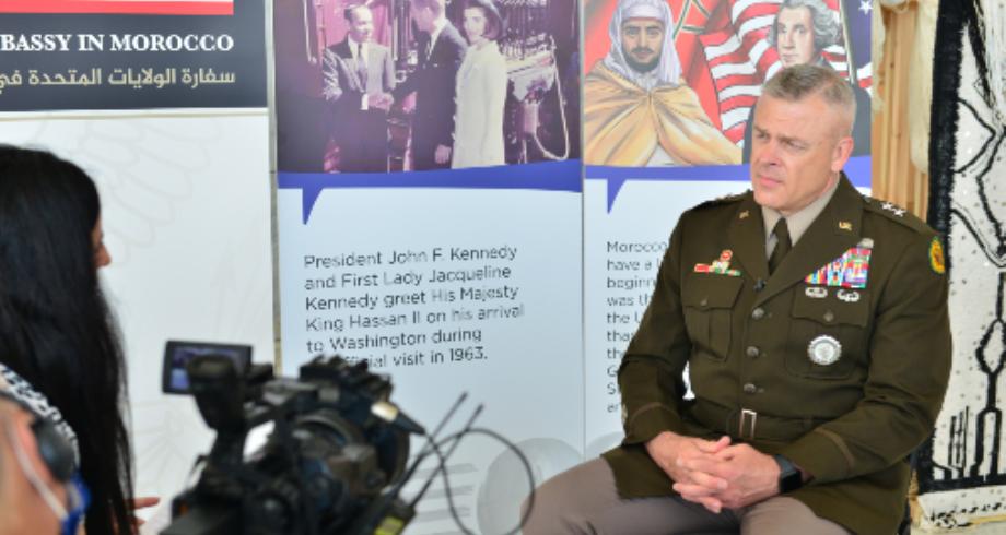 جنرال أمريكي: المغرب فاعل رئيسي في تحقيق السلم والأمن بالمنطقة المغاربية وإفريقيا