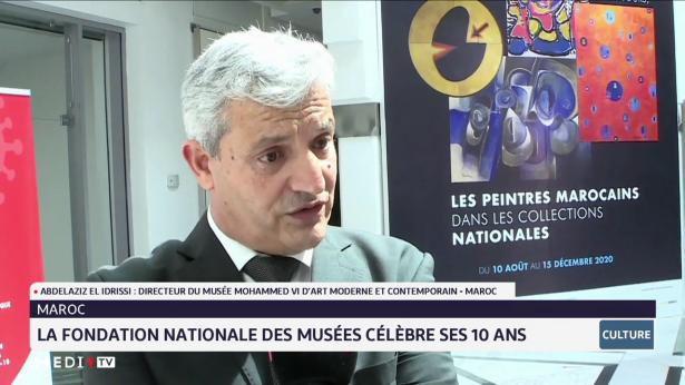 Chronique culturelle: la Fondation nationale des musées célèbre ses 10 ans. Témoignages