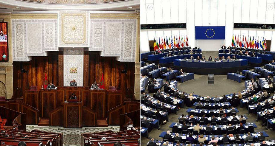 مجلس النواب المغربي يرد بقوة على قرار البرلمان الأوروبي بشأن المغرب