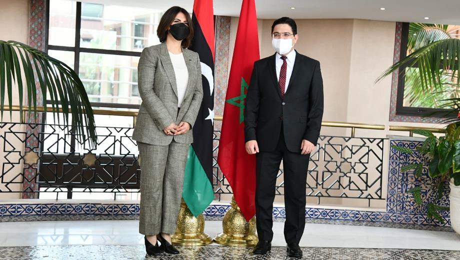 بوريطة: تعليمات الملك محمد السادس تؤكد على الوقوف الدائم للمغرب بجانب ليبيا