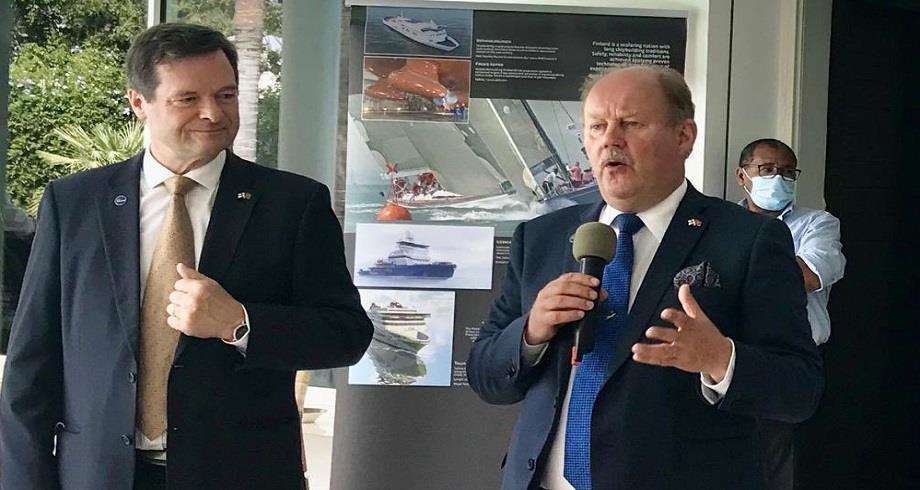 Pekka Hyvönen: la Finlande veut doubler son commerce avec le Maroc