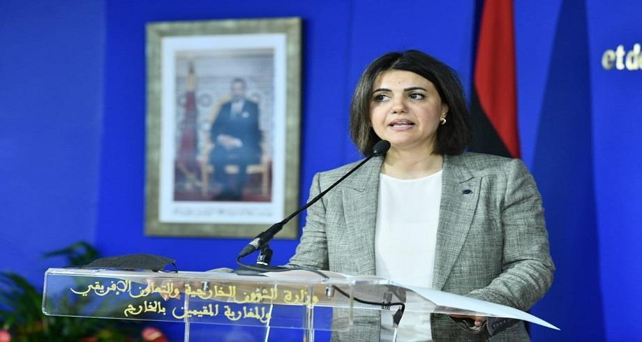 Najla Mangoush: le partenariat stratégique Maroc-Libye est capital pour toute la région
