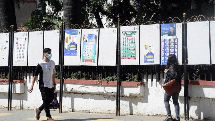 Législatives en Algérie : Le pouvoir en quête d'une légitimité ébranlée