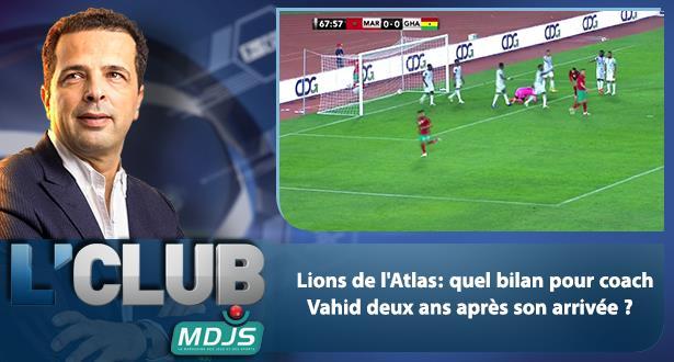 Lions de l'Atlas: quel bilan pour coach Vahid deux ans après son arrivée ?