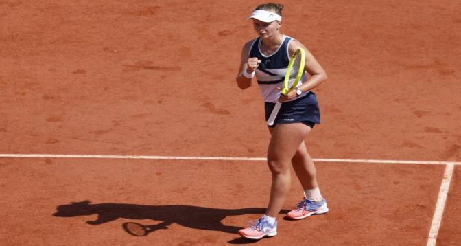 Tennis: Barbora Krejcikova remporte le tournoi de Roland-Garros