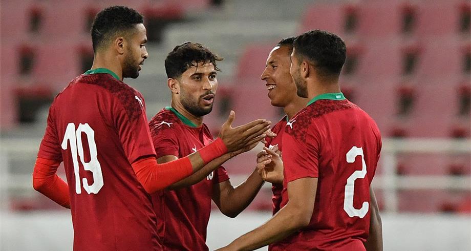 المنتخب المغربي يفوز وديا على نظيره البوركينابي