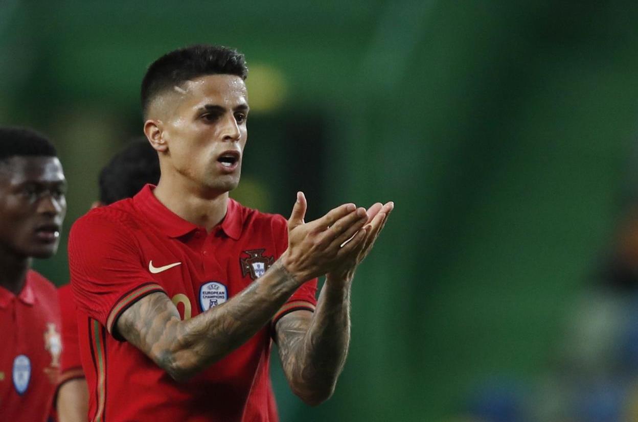 Euro: le portugais Joao Cancelo positif au Covid-19