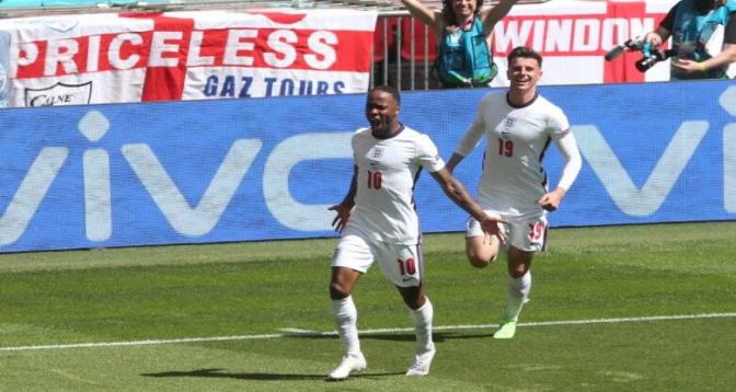 Euro 2020 : L'Angleterre remporte son premier match à domicile contre la Croatie (1-0)