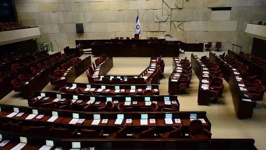 الكنيسيت الإسرائيلي يصادق على منح الثقة للحكومة الجديدة