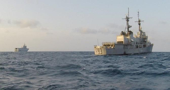 La Chine offre un patrouilleur de dernière génération au Gabon