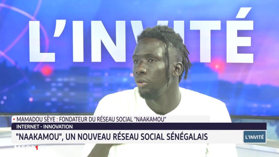 """""""Naakamou"""", un nouveau réseau social sénégalais"""