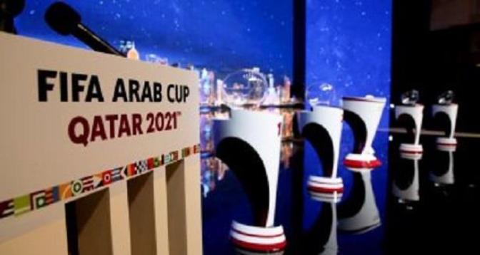 طرح تذاكر المباريات المؤهلة لنهائيات كأس العرب