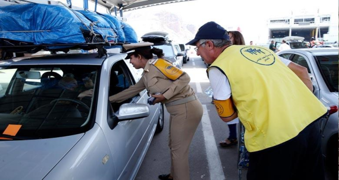 ترتيبات خاصة لمواكبة عبور أفراد الجالية المغربية المقيمة في الخارج نحو المغرب