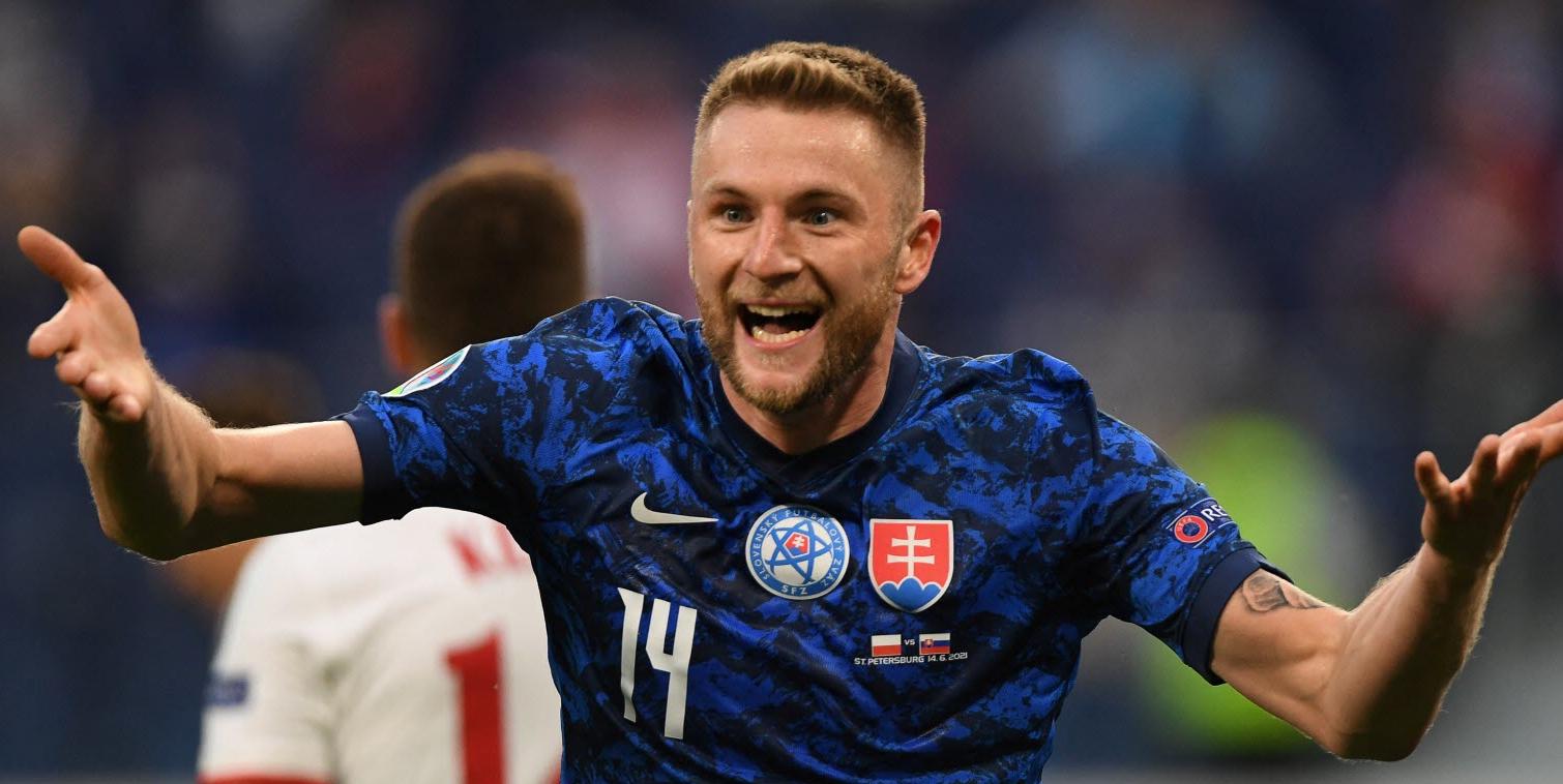 Euro-2021: La Slovaquie surprend la Pologne 2-1