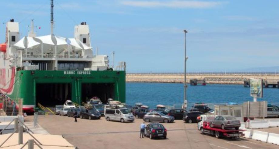 عملية مرحبا 2021 .. إضافة خطوط بحرية جديدة في اتجاه الموانئ المغربية