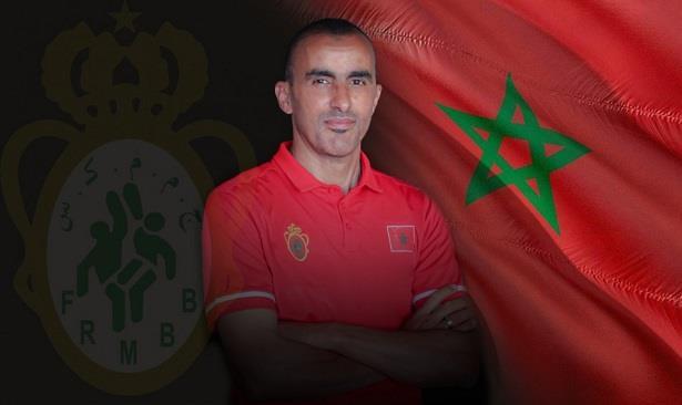 كرة السلة .. تعيين لبيب الحمراني مدربا جديدا للمنتخب الوطني المغربي للكبار