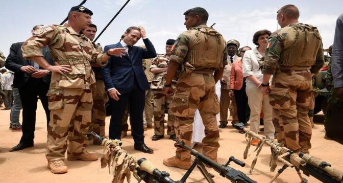 """""""Le Maghreb face aux défis du Sahel"""", explications de Kader Abderrahim"""