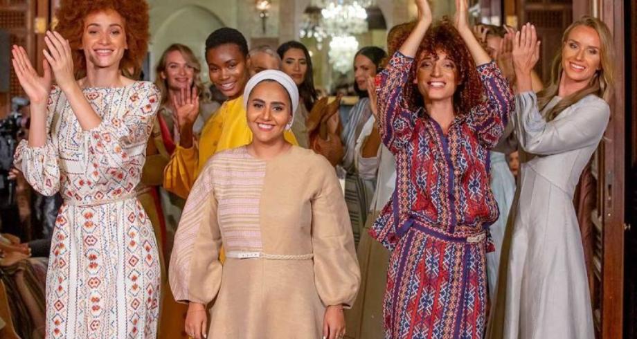 """""""معرض الأزياء الشرقية"""" يختار مراكش لدورته الـ 37 المنظمة تحت شعار تثمين الموروث السياحي المغربي"""