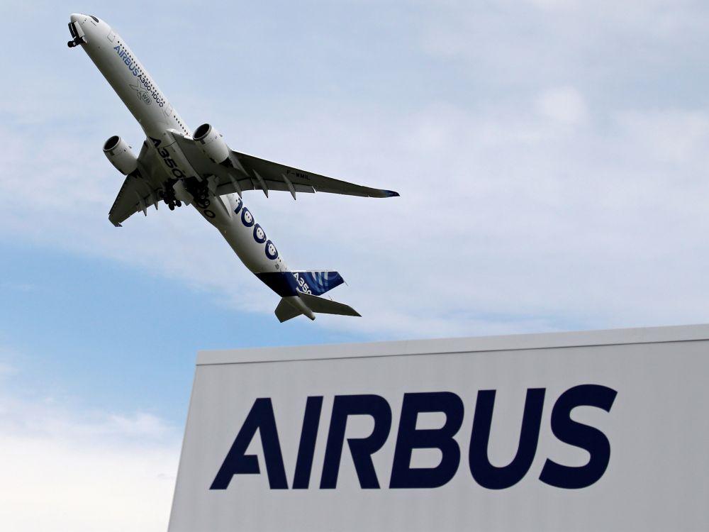 Aéronautique: Airbus met les bouchées doubles