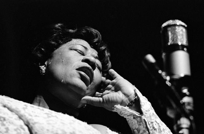 Jazz: retour sur 60 ans de carrière d'Ella Fitzgerald