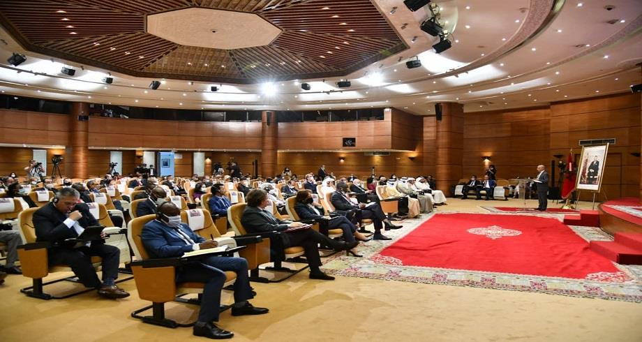 Le rapport général sur le NMD présenté à des diplomates à Rabat