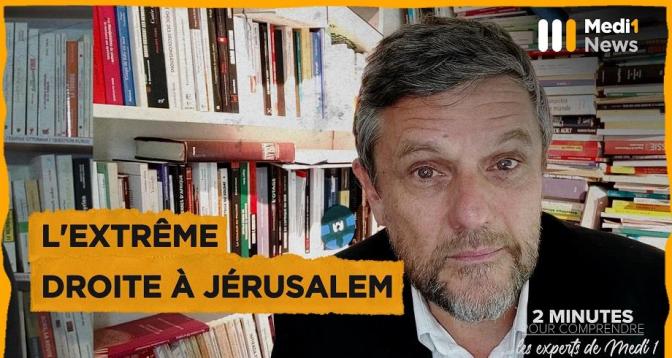 L'extrême droite à Jérusalem
