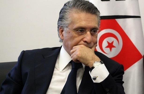 """الإفراج عن رئيس حزب """"قلب تونس"""" بعد عدة أشهر في السجن"""