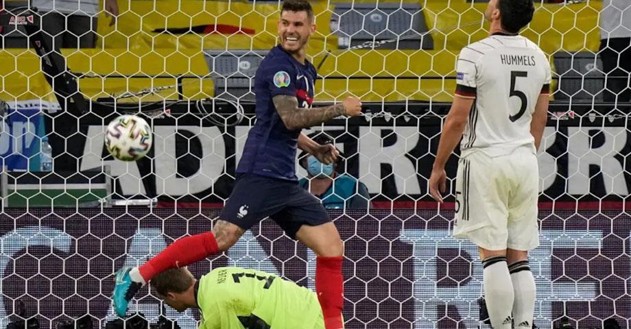 كأس أوروبا ..هدف عكسي من هوملس يهدي فرنسا فوزًا غاليًا على ألمانيا