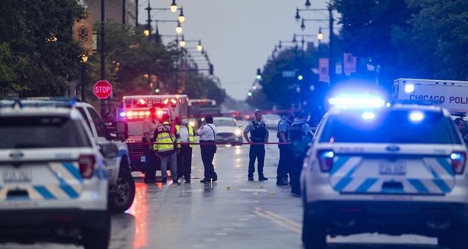 4 قتلى في إطلاق نار جماعي بمدينة شيكاغو الأمريكية